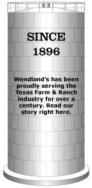 Wendlands: serving the Farm and Ranch industry since 1896
